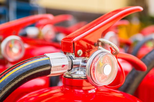 Manutenção de Extintores e Inspeção