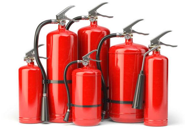 Manutenção de Extintores, Inspeção ou conferência periódica de Extintores